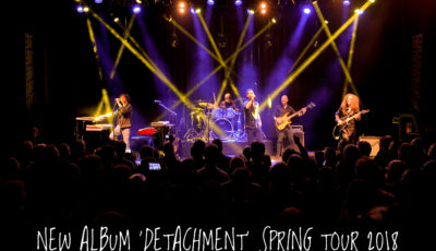 Detachment Spring Tour 2018