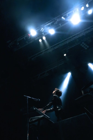 Luca Zabbini Barock Project in Tokyo 2017