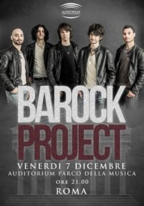 Barock Project Rome 1