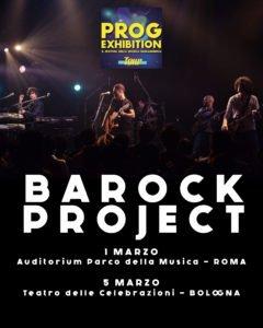Barock Project - Prog Exhibition 2020 a