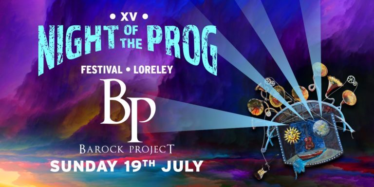 Barock Project Night of the prog festival 2020
